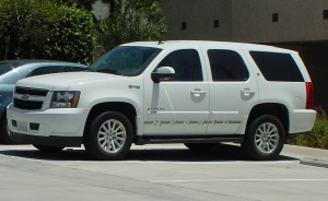 City hall is closed on Fridays due to budged constraints but there is always money for perks : City Manager Takata's  Chevrolet Tahoe