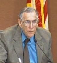 Council member Ed Miller