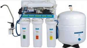 typical reverse osmosis system