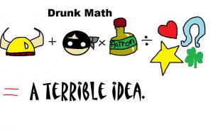 drunkmath