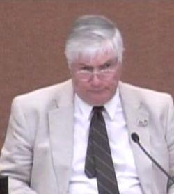 Councilman George Moyer received $ 2,250 Nolan's father, Chris Leggio, Nolan