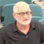 "Falsely accused of ""harassment: Banning Planning Commissioner David Ellis"
